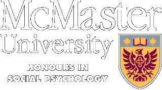 McMaster University, Honours in Social Psychology