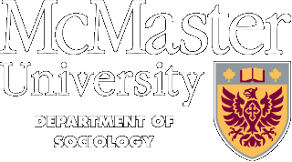 McMaster University, Department of Sociology
